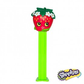 Pez shopkins strawberry kiss