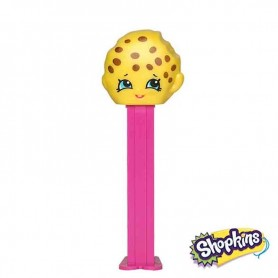 Pez shopkins kooky cookie