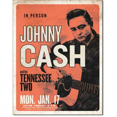 Cash and his tennessee two