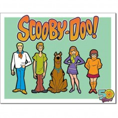 Scooby doo 50 years