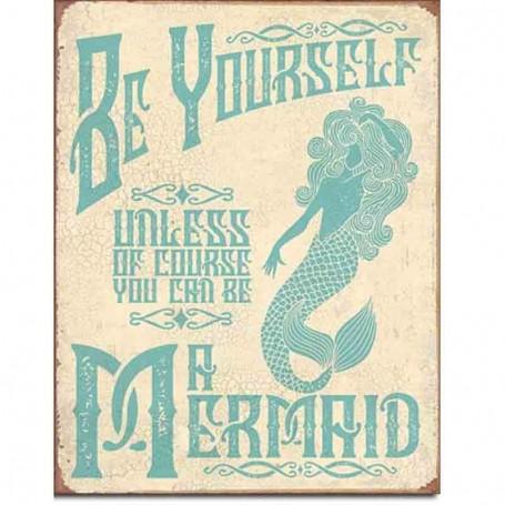 Be a mermaid