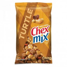 Chex mix turtle