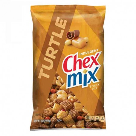 Chex mix turtle