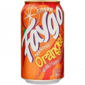 Faygo orange