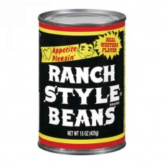 Ranch style beans real western flavor