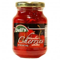 Dell's maraschino cherries