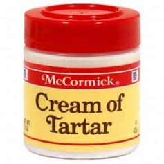 Mc cormick cream of tartar / crème de tartre