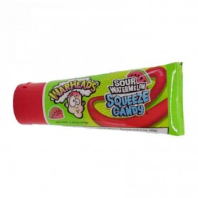 Warheads sour watermelon squeeze candy