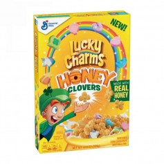 Lucky charms honey clovers