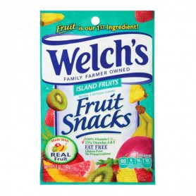 Welch's fruit snacks island punch