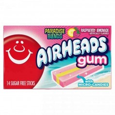 Air heads gum paradise blends