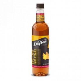 Davinci syrup maple syrup