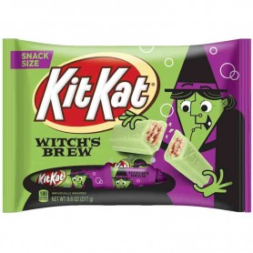Kit kat minis witch's brew