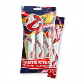 Ghostbusters proton beams