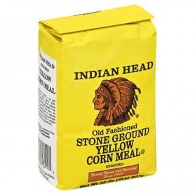 Indian yellow corn meal