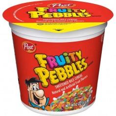 Post fruity pebbles bowl