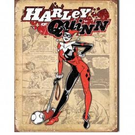 Harley quinn retro