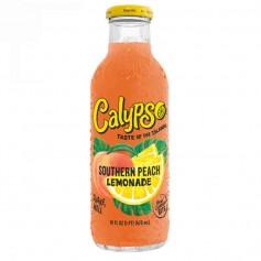 Calypso southern peach lemonade