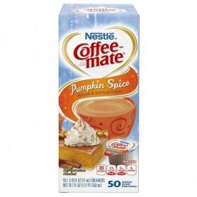 Coffee mate pumpkin spice