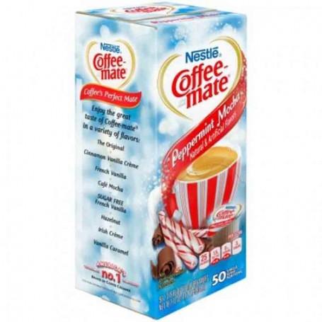 Coffee mate peppermint mocha