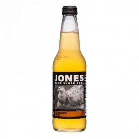 Jones soda ginger beer