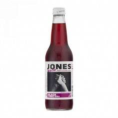 Jones soda black cherry diet