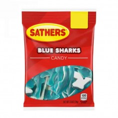 Sathers blue sharks