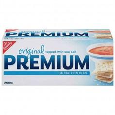Original premium saltine crackers 113 g