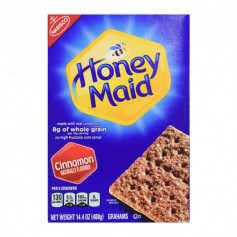 Honey maid cinnamon cracker