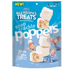 Rice krispies treats poppers vanilla