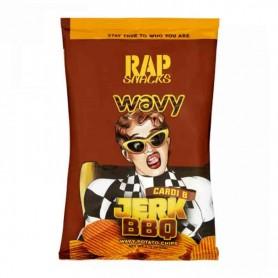Rap snacks jerk bbq