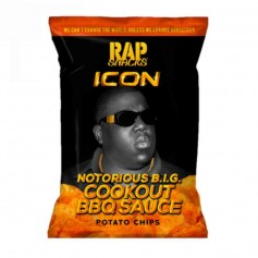 Rap snacks cookout bbq sauce