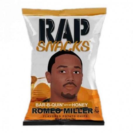 Rap snacks bbq honey