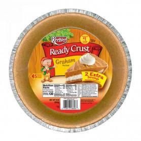 Ready crust graham pie crust 10inch