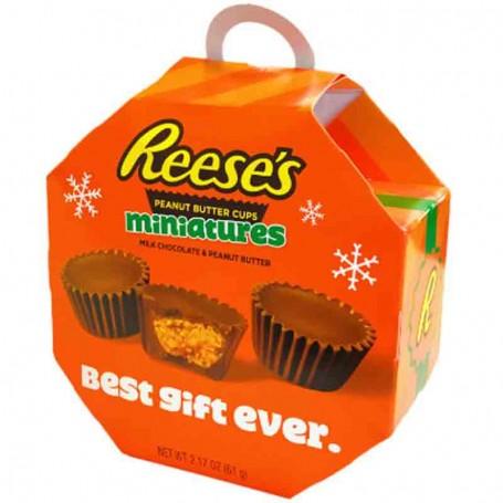 Reese's miniature ornament box