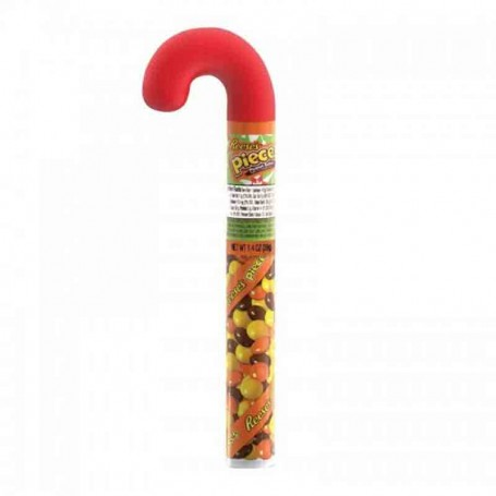 Reese's pieces cane