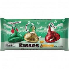 Hershey's kisses milk chocolate with almonds