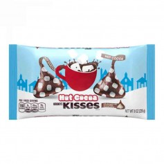 Hershey's kisses hot cocoa