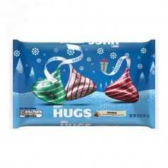 Hershey's kisses milk chocolate hugs